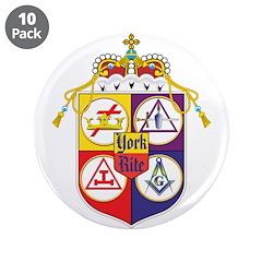 York Rite Crest 3.5