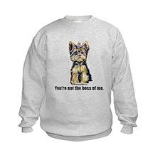 Yorkshire Terrier - Yorkie Bo Sweatshirt