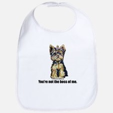 Yorkshire Terrier - Yorkie Bo Bib