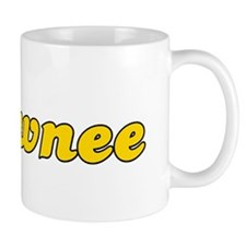 Retro Shawnee (Gold) Mug