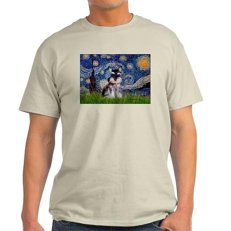 Starry / Schnauzer Light T-Shirt