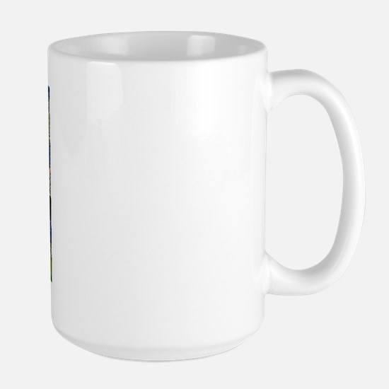 Starry / Schnauzer Large Mug