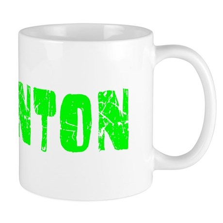 Scranton Faded (Green) Mug