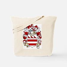 Denton Family Crest Tote Bag