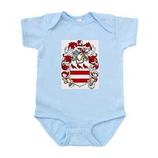 Denton Family Crest Infant Creeper