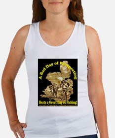 Gold Fever Prospecting Women's Tank Top