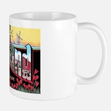 Holland Michigan Greetings Mug