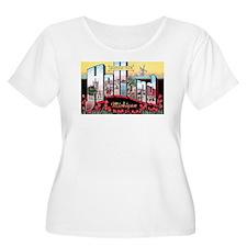 Holland Michigan Greetings (Front) T-Shirt