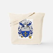 Dixon Family Crest Tote Bag