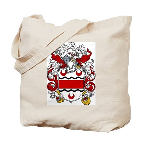Dodd Family Crest Tote Bag