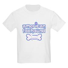 Powderpuff American Foxhound T-Shirt