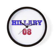 Hillary Wall Clock