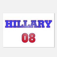 Hillary Postcards (Package of 8)