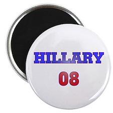 "Hillary 2.25"" Magnet (10 pack)"