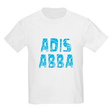 Adis Abba Faded (Blue) T-Shirt