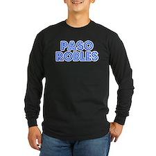 Retro Paso Robles (Blue) T