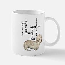 dandie dinmont crossword Mug