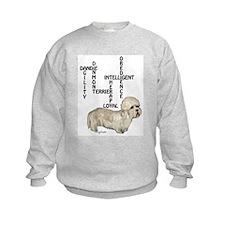 dandie dinmont crossword Sweatshirt