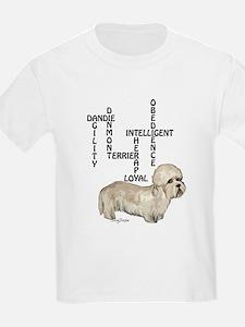 dandie dinmont crossword T-Shirt