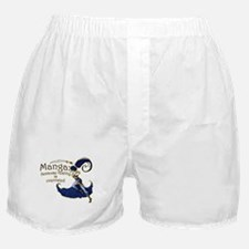 Fun Manga Fan Design Boxer Shorts