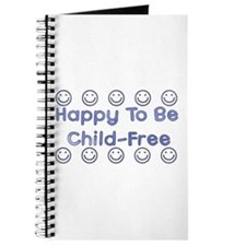 Happy To Be Child-Free Journal