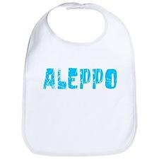 Aleppo Faded (Blue) Bib