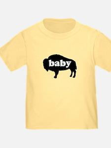 Buffalo baby T