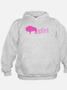 Buffalo Girl Hoodie