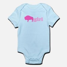 Buffalo Girl Onesie