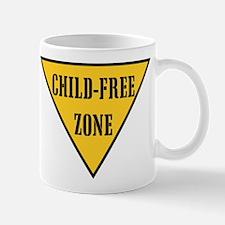 Child-Free Zone Mug