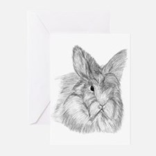 Bunny Greeting Cards (Pk of 10)