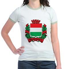 Stylized Hungary Crest T