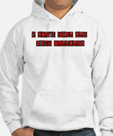 No Sex With Breeders Hoodie