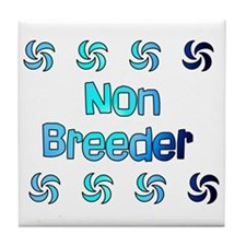 Non Breeder Tile Coaster
