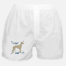 Greyt fawn brindle Boxer Shorts