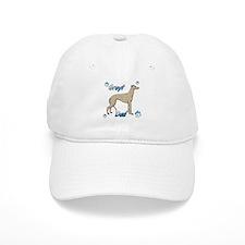 Greyt fawn brindle Baseball Cap