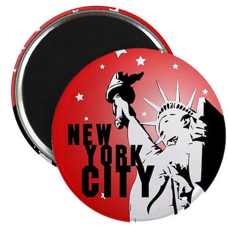 """New York City 2.25"""" Magnet (100 pack)"""