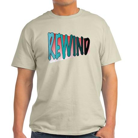 Rewind Light T-Shirt