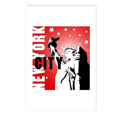 New York City Postcards (Package of 8)