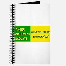 Anger Management Funny Journal