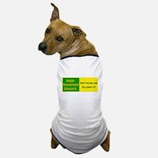Anger Management Funny Dog T-Shirt