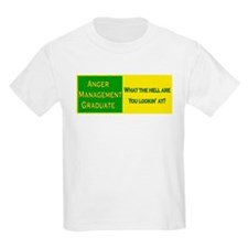 Anger Management Funny T-Shirt