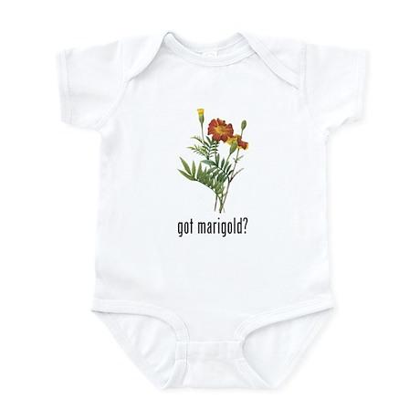 Marigold Infant Bodysuit