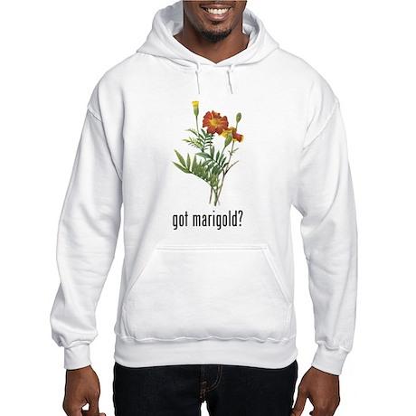 Marigold Hooded Sweatshirt