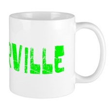Somerville Faded (Green) Mug