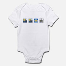 Weather Infant Bodysuit