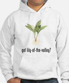 Lily of the Valley Hoodie