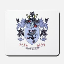 Coat-of-Arms Mousepad