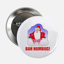 "Bah Humbug 2.25"" Button (10 pack)"