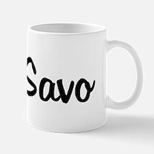 Mrs. Savo Mug